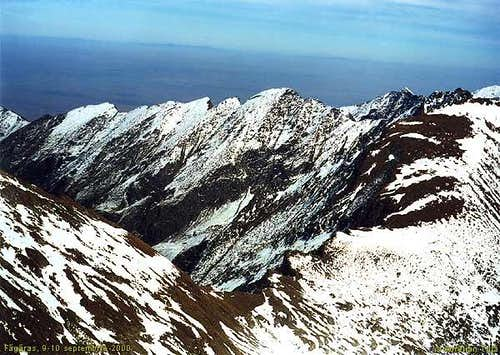 Moldoveanu Peak