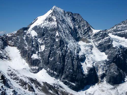 Gran Zebru east ridge