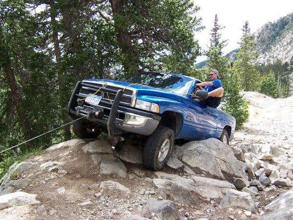 Dodge Truck's are Ram Tough!...