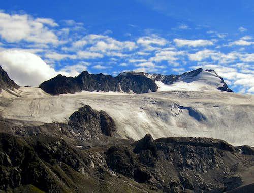 Innere Schwarze Schneid (3375m)