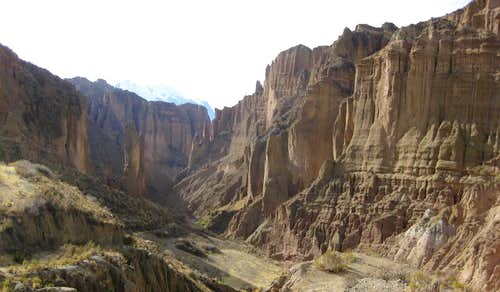 Palca Canyon