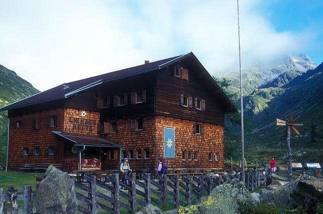 Lienzer hut (August 1996)