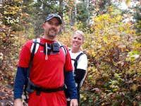Gobblers Knob (Alexander Basin Trail)