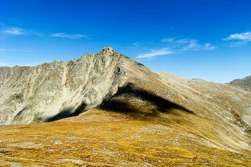 Hagues Peak, Mummy Range