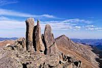 The Watchmen, Hagues Peak