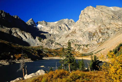 The Indian Peaks Wilderness