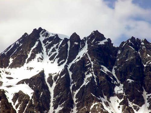 il mont Vélan (3734 m.)...