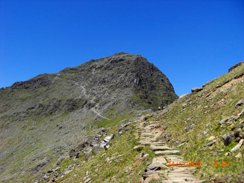 The Watkin Path - Snowdonia