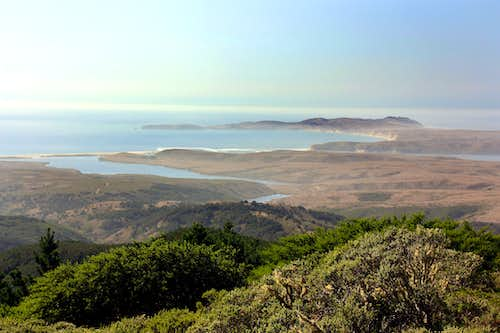 Point Reyes from Point Reyes Hill