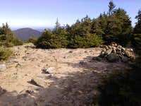 Carter Dome Summit & Cairn