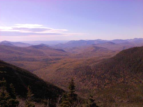 Wild River Wilderness from Carter Dome