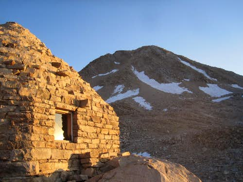 Three Fourteeners in Four Days and a Thirteener