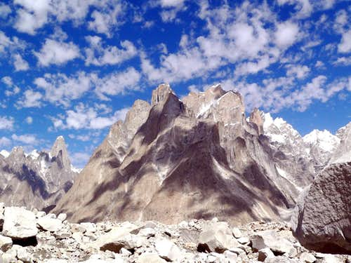 Great Trango Towers