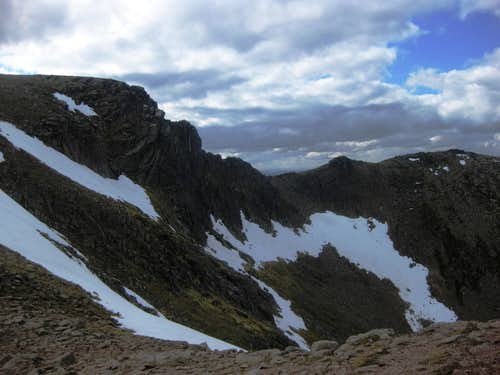 Corries in the Cairngorms