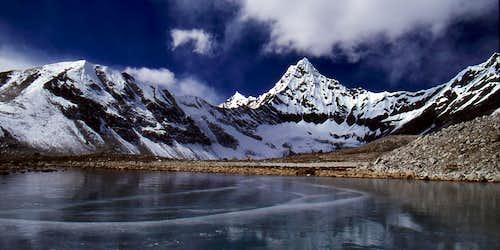 Unnamed Peak at Panch Pokhari
