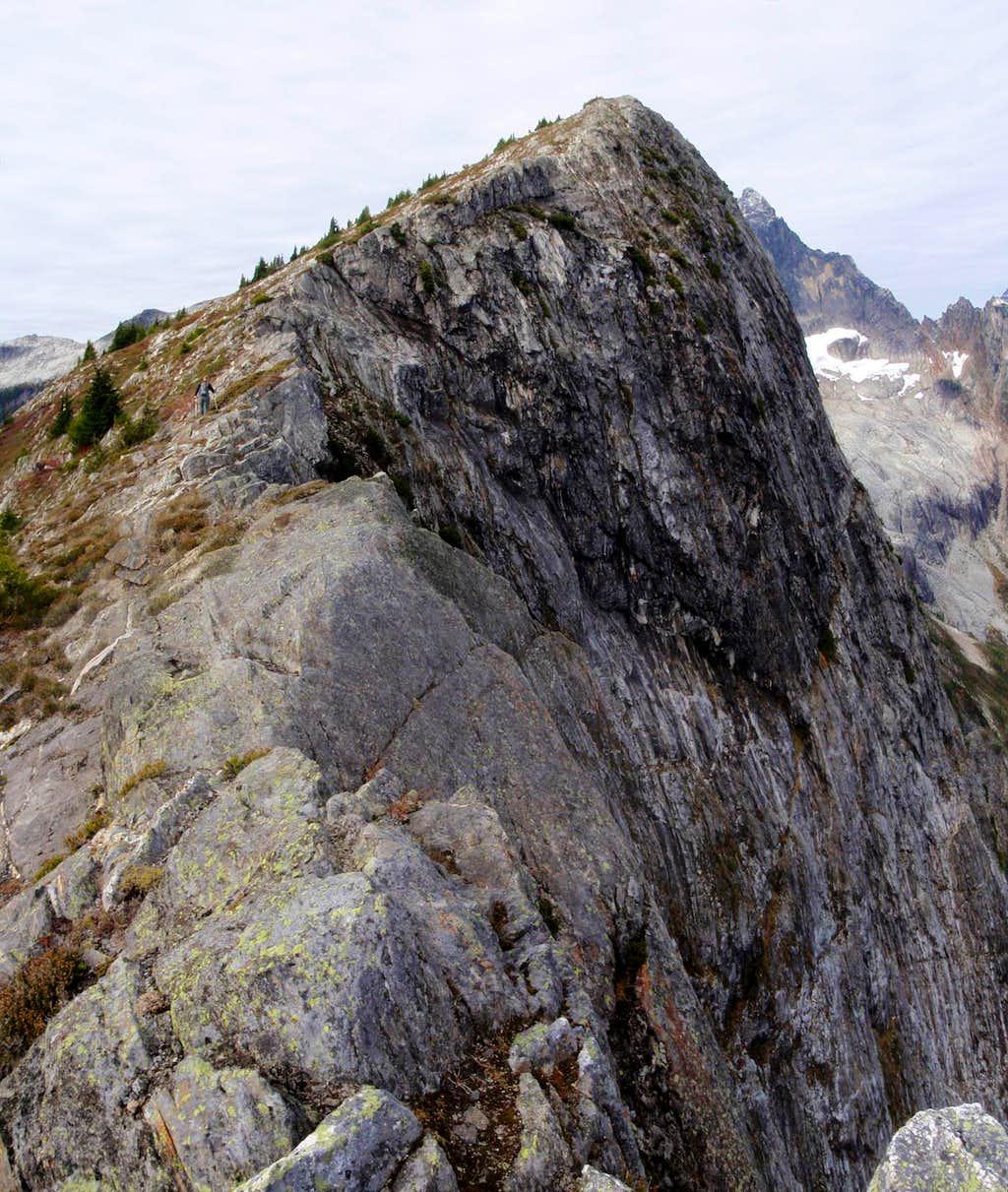 X Mountain East Ridge