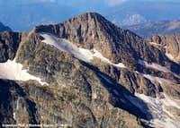 Snowshoe Peak & Blackwell Glacier