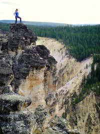 Yellowstone Grand Canyon, WY