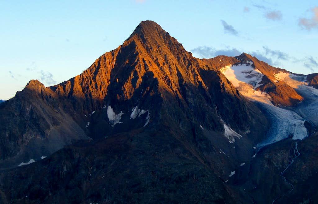 Talleitspitze (3407m)