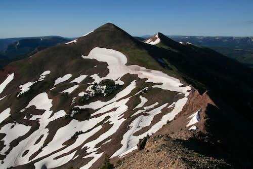 Wyoming Peak and
