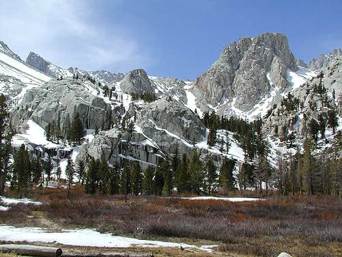 Big Horn Sheep Park is in the...
