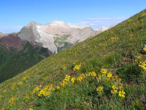 Snowmass Mountain-Maroon...