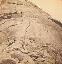 Mount Starr King ascent in 1877