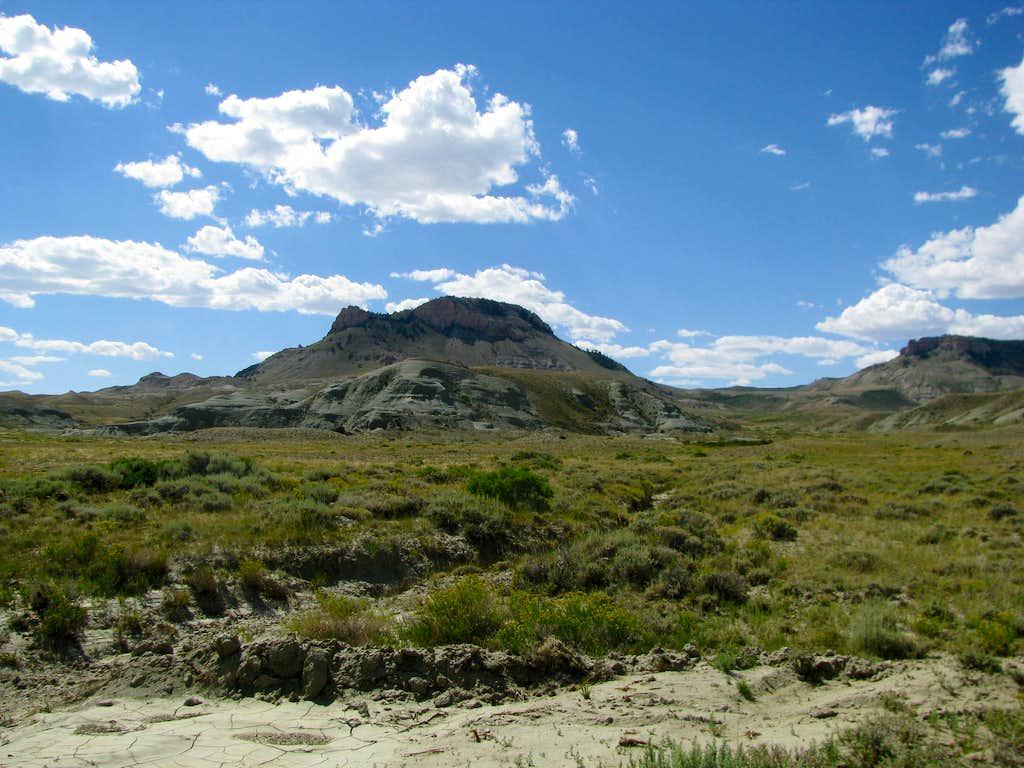 South Oregon Butte