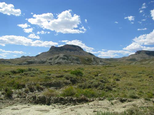 South Oregon Butte
