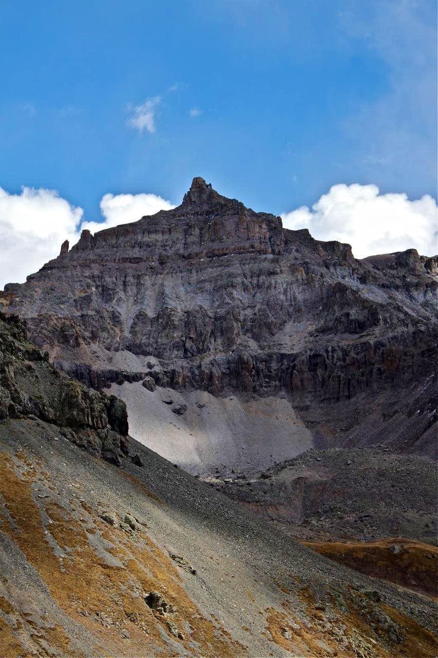Teakettle mountain
