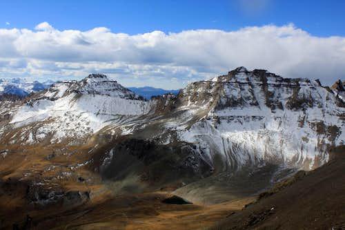 Gilpin Peak and Mount Emma