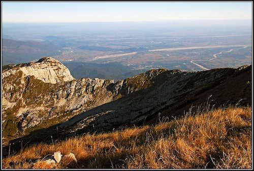 Monte Raut panorama