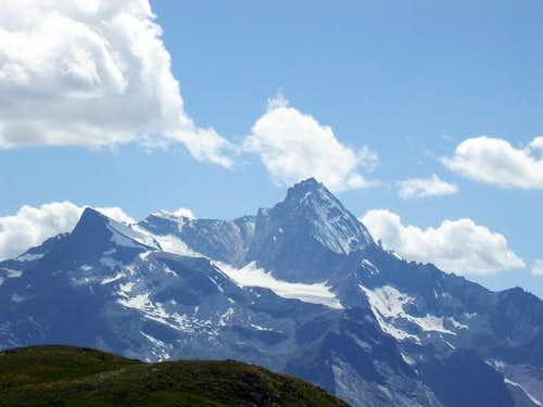 la Grivola (3969 m.) cresta Est