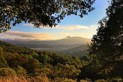 San Pedro Mtn. to Mt. Tamalpais