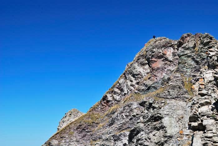 Under the Supla Stena peak