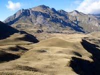 The beautiful Korab massif