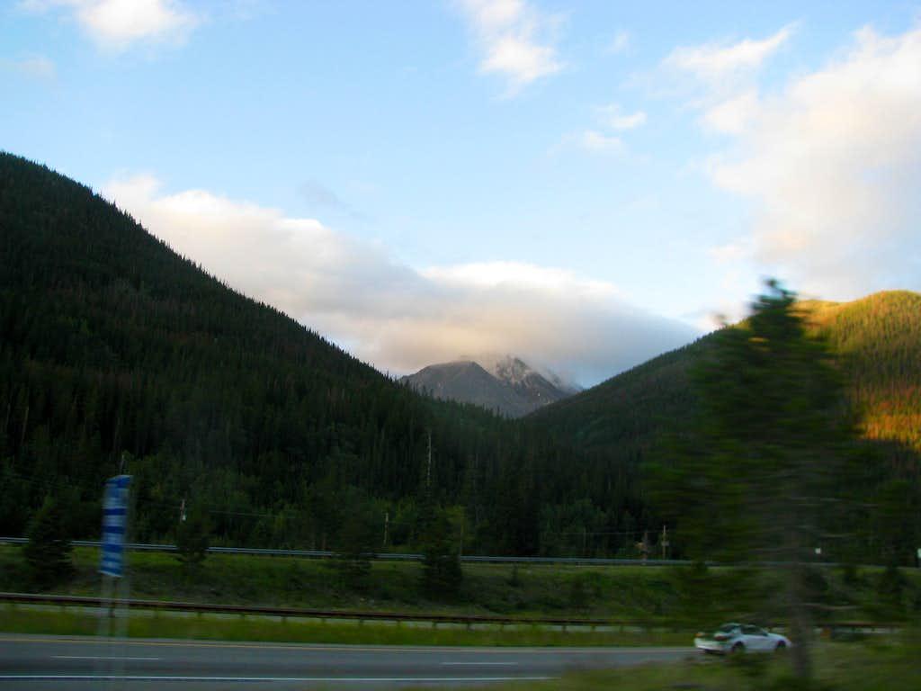 Torreys and Kelso Ridge