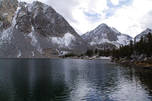 from Chickenfoot Lake