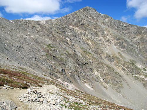 East Face of Torreys