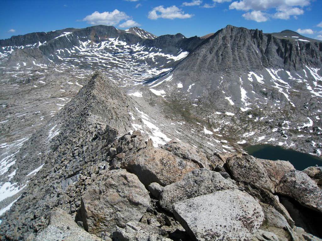Mount Andrea Lawrence North Ridge