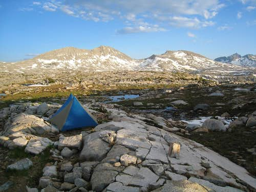 Kuna Creek Basin Camp