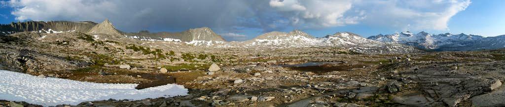 Kuna Creek Basin Panorama