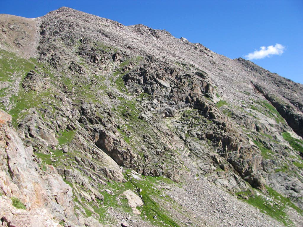 Massive Mt. Powell