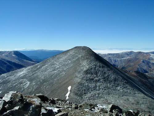 Grays Peak from Torreys Peak,...