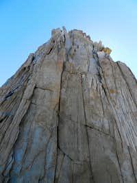 Impasse on NW Ridge