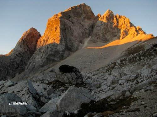 Impressive Jalovec (2.645m)