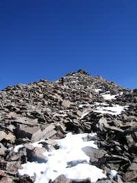 Tallus Ridge of Highland Peak