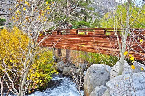 Bishop Creek Canyon Colors