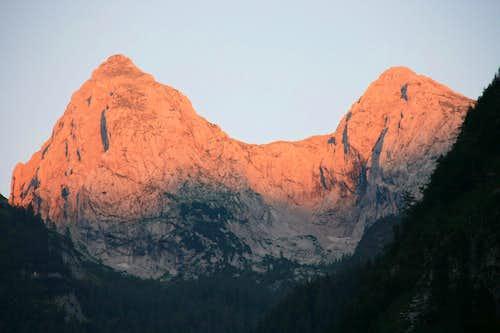 Großes Teufelshorn, 2.362m