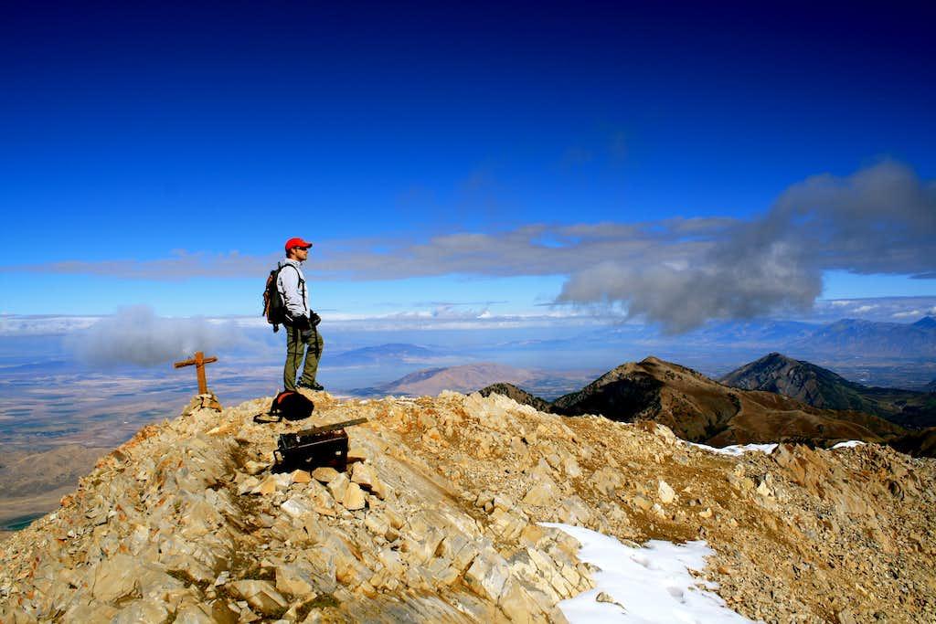 Top of Utah County